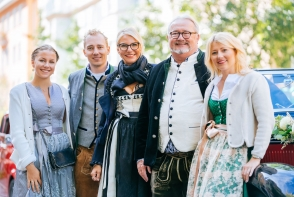 Volksfestumzug 2019