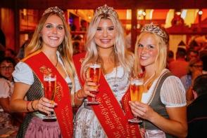 Württembergische Bierkönigin 2018 - 2020