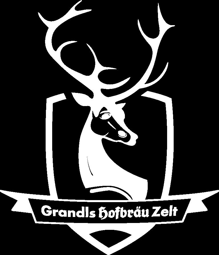 Grandls Hofbräu-Zelt Platzhirsch Logo